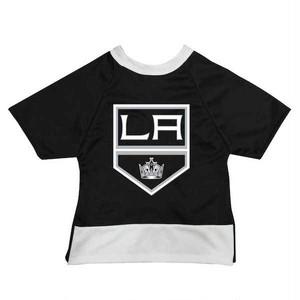 """NHLオフィシャル犬用ユニフォーム""""LA KINGS"""" XL"""