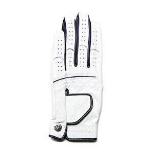 【Mens'】 Athlete Glove white-blue