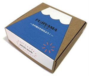 FUJIYAMAコースターのキット(青&ピンク)