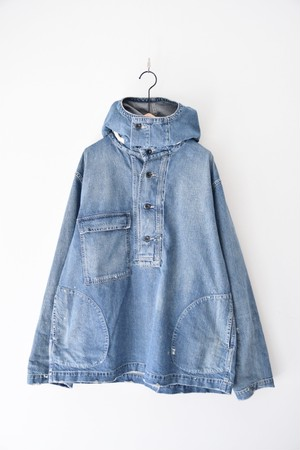 【Re:ORDINARY】DENIM ANORAK PARKA 5year/J003