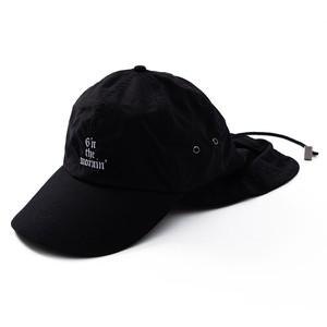【残りわずか】NEMES / NEMES 6'N CAP A / Black
