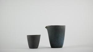 Akihiro Kawamura/川村晃弘/片口&猪口セット