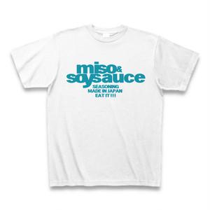 miso&soysauce ロゴTシャツ