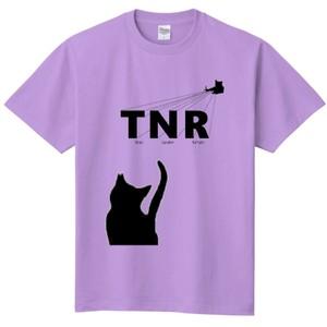 【即納】Tシャツ〜さくら耳TNR〜Sサイズ