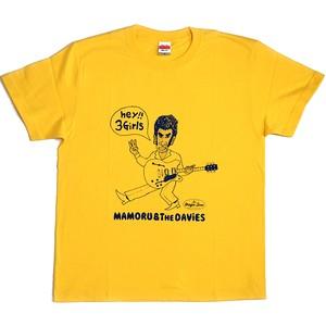 3Girls Tシャツ(イエロー)