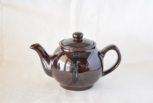 BrownBetty Teapot  (2cup)