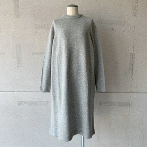 【COSMIC WONDER】Beautiful Tasmanian wool knit  sweater dress/12CW46015