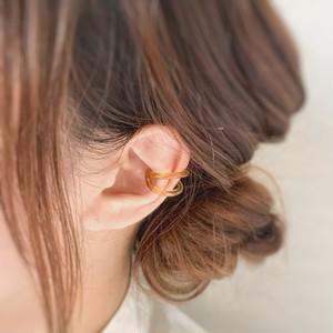 【JORIE】CLEAR Ear cuff