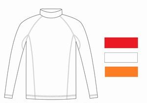 2018年度インナーシャツ(公式戦用・練習用)