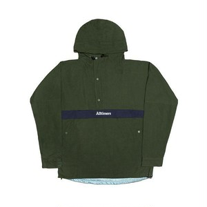 ALLTIMERS JACK ANORAK JACKET GREEN L オールタイマーズ ジャケット