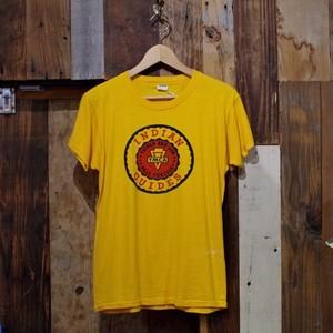 1970s CHAMPION Indian Guides T-Shirt / チャンピオン ブルーバータグ Tシャツ