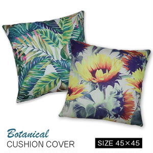[SELECT]botanical cushion cover
