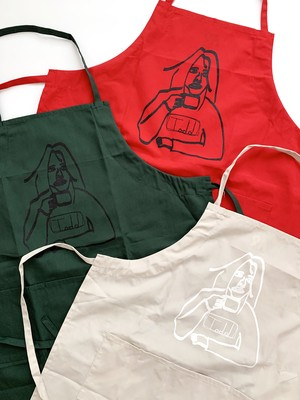 Todd | Hello It's Me Apron with Drip Bag (Menthol)