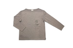 GAUCHO capa designed by masa sculp pocket jimbocho/grey 464-466