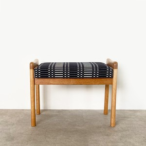 Foot stool with Johanna Gullichsen Helios / CH065