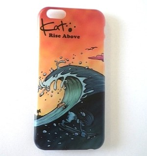 Kat Rise Above iphone 6 case