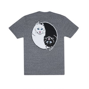 RIPNDIP - Nermal Ying Yang Tee (Heather Gray)