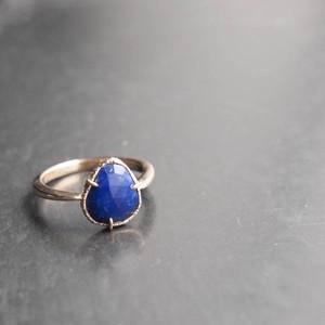 baras ring ラピスラズリ one-off【FR182】