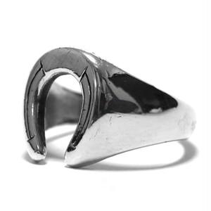 Vintage Avon Sterling Silver Horse Shoe Ring