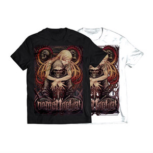 [!!SALE!!]「TURN MISTY EYES ON THE GLEAM」T-Shirt