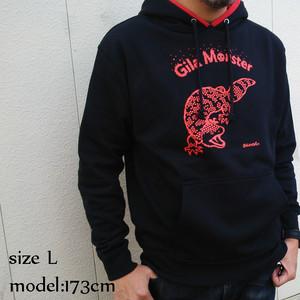 アメドクパーカ(Gila Monster hoodie)