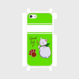 【スマホケース】グッジョブ!iPhone5c