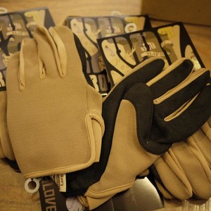 SAL PROTECTION SLIP ON GLOVE タンカラー