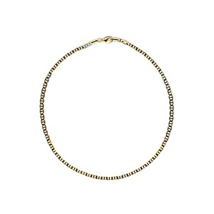 【GF1-24】16inch gold filled chain necklace