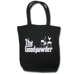 SWEAT TOTE BAG L (THE GOOD POWDER)