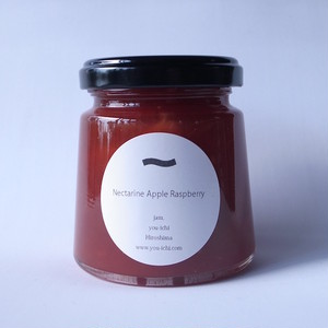 ネクタリンりんごラズベリー jam