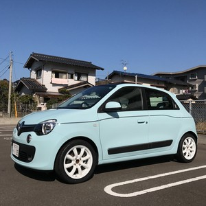 parc.sport スポーツスプリング for Renault Twingo RR