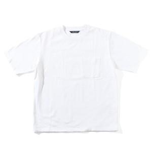 LIVING CONCEPT BASIC POCKET T-SHIRT [ WHITE ]