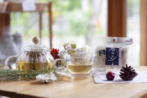 T135 健康茶・寒い日に(ショウガ茶)[8P](ティーバッグ)