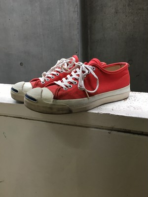 90's converse jackpurcell  made in usa
