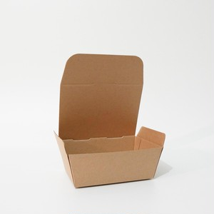 クラフトランチボックス(20枚)