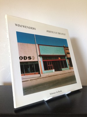 Wim Wenders / Written in the West / ヴィム・ヴェンダース