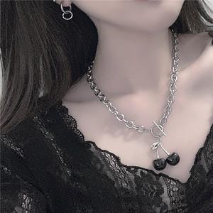 【アクセサリー】超人気ファッション個性派ストリート系シンプルチタン鋼ネックレス30807673