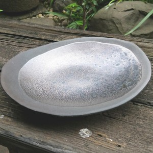 New!! Luster Oval Plate 楕円皿