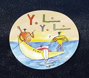 2016 YoLeYoLe Tour Sticker *ステッカー