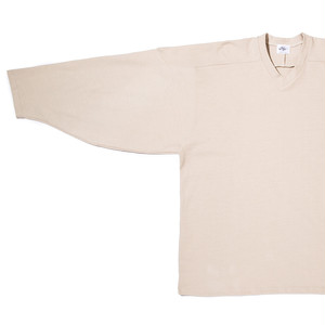 "Just Right ""Hockey Shirt"" Beige"