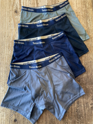 Teton Bros. / Axio Trunks / gray,navy,black,olive / S,M / 6,600 yen