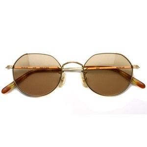 BOSTON CLUB / HOLLY Sun /  02 Gold - Brown Lenses ゴールド-ブラウンレンズ サングラス クラウンパント