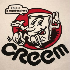 THE CREEM first printing tee