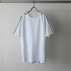 【予約商品】Switch Botanical Fabric Cut & Sewn White × White