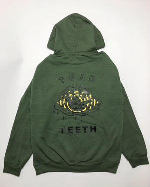 TEAM TEETH pullover  mg