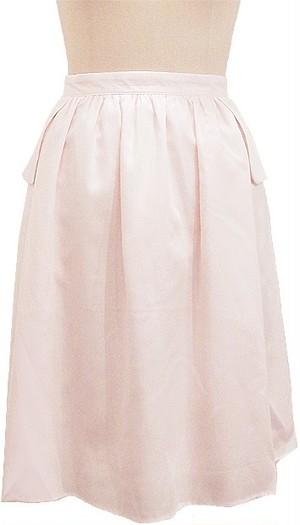 Bunny ピンストライプ スカート