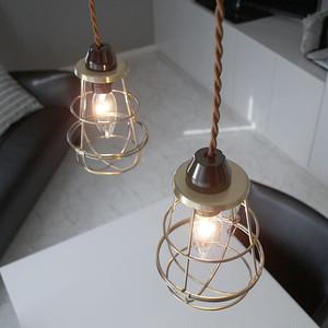 ペンダントライト ランプ 照明 Brad(ブラッド)  インダストリアル アイアン LED対応