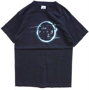 00s ザ・リング2 Tシャツ | the ring2 映画 ホラーTシャツ アメリカ ヴィンテージ 古着