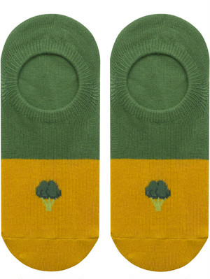 cover socks BROCCOLI