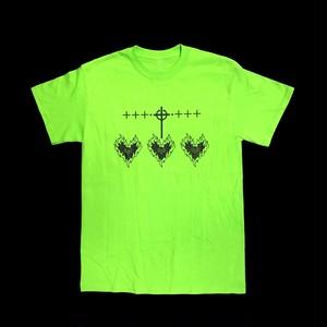 4s4ki × otone T-shirt(ライム)